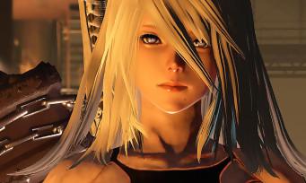 NieR Automata : un bon gros boss pour une vidéo de trois minutes de gameplay