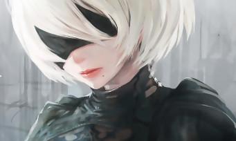 NieR Automata : on y a - déjà - rejoué mais avec l'aspect RPG, dernières impressions