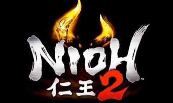 Nioh 2 : le jeu confirmé à la conférence PlayStation e l'E3 2018, un trailer affûté
