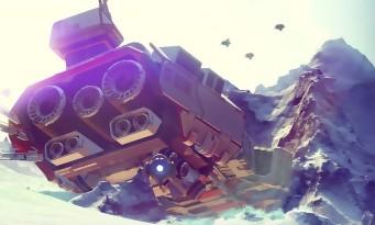 No Man's Sky : un trailer de lancement cosmique pour fêter la sortie du jeu sur PS4