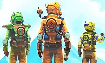 No Man's Sky : 100 000 joueurs connectés en même temps sur Steam, la hype est relancée