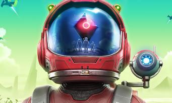 No Man's Sky : la mise à jour Beyond débarque avec un trailer de gameplay