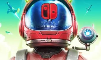 No Man's Sky : le jeu pourrait-il sortir un jour sur Switch ? Voici un premier élément de réponse