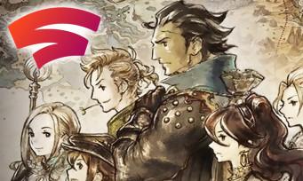 Octopath Traveler : le RPG de Square Enix se livre sur Stadia, une bande-annonce old-school