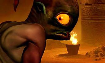 Oddworld New'N'Tasty : un trailer pour le lancement du jeu