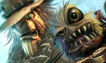 Oddworld La Fureur de l'Etranger HD : on sait quand sortira le jeu sur Nintendo Switch