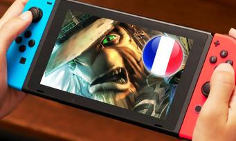 Oddworld La Fureur de l'Étranger HD : la version Switch désormais traduite entièrement