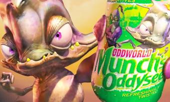 Oddworld Munch's Oddysee : un trailer déjanté et une date pour la version Switch