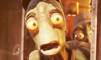 Oddworld Soulstorm : enfin un premier trailer pour le remake de L'Exode d'Abe