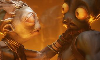 Oddworld Soulstorm : une nouvelle vidéo de gameplay avec commentaires des dév à l'appui