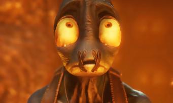 Oddworld Soulstorm : enfin une date de sortie sur PS4 et PS5, un trailer avec du gameplay dedans