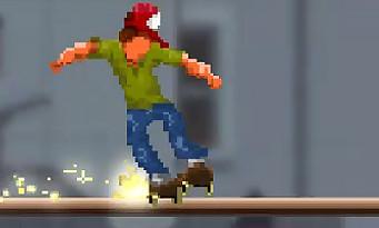Olli Olli  : toutes les astuces et les trophées du jeu de skate old-school
