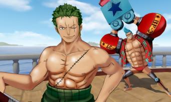 One Piece Grand Cruise VR : les personnages se dévoilent en images