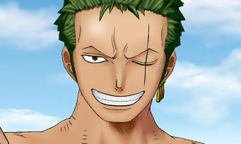 One Piece Grand Cruise : le premier épisode en réalité virtuelle de la série s'offre quelques images