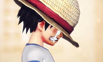 One Piece Pirate Warriors 3 : découvrez la cinématique d'intro du jeu