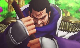 One Piece Pirate Warriors 3 : l'arc narratif Dressrosa mis en avant dans un nouveau trailer