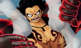 One Piece Pirate Warriors 4 : le premier trailer où Luffy affronte Big Mom