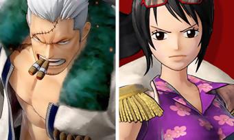 One Piece Pirate Warriors 4 : Bandai Namco s'énerve et dévoile 6 nouveaux trailers