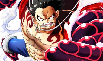 One Piece Pirate Warriors 4 : un trailer de lancement rempli de super-pouvoirs