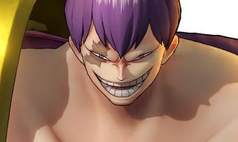One Piece Pirate Warriors 4 : 1ères images officielles de Charlotte Cracker, le 2ème perso additionnel