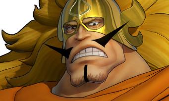 One Piece Pirate Warriors 4 : Vinsmoke Judge se montre en images, il a l'air déjà énervé