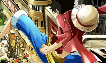 One piece world seeker jeux pc
