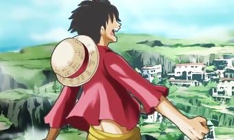One Piece World Seeker : un vidéo making of qui explique le concept du jeu