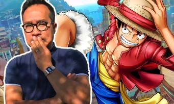 One Piece World Seeker : on y a joué au Tokyo Game Show 2018 et c'est très mal engagé...