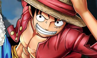 One Piece World Seeker : un trailer et la cinématique d'intro du jeu dévoilés au Jump Festa 2019