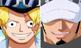One Piece World Seeker : Trafalgar Law et Sabo font parler d'eux, des DLC à venir