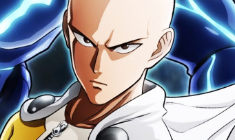 One Punch Man A Hero Nobody Knows : un trailer de gameplay qui frappe fort