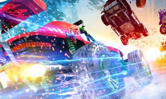 ONRUSH : le nouveau jeu de courses des créateurs de DriveClub tient sa date de sortie
