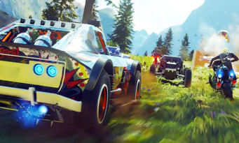 Onrush : à la croisée de Burnout et Trackmania, le jeu présente ses modes en vidéo