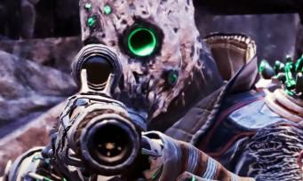 Outriders : un nouveau trailer consacré à l'histoire du jeu, la planète Epoch bien hostile