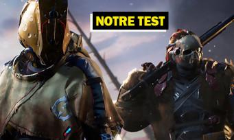 Test Outriders : simple, efficace, mais peu original et surtout instable