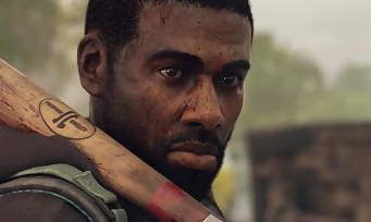 Overkill's The Walking Dead : le jeu est toujours en vie, une cinématique qui présente Aidan