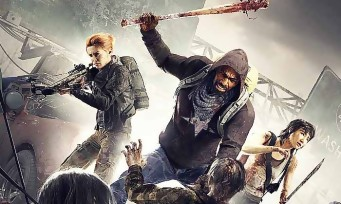 Overkill's The Walking Dead : du gameplay bien brutal pour l'E3 2018, ça tâche