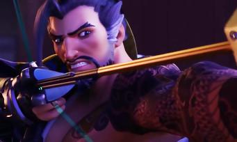 Overwatch : les frères Dragons, Hanzo et Genji, s'affrontent dans ce court-métrage d'animation très réussi