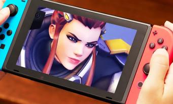 Overwatch : le jeu débarquerait bel et bien sur Switch, on a même une date de sortie