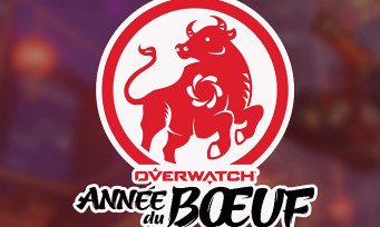 Overwatch: a festive trailer to celebrate the Chinese New Year, it's the year of the Ox