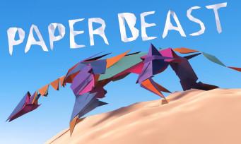 Paper Beast : la date de sortie de la version PC annoncée en vidéo