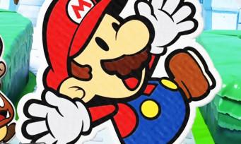 Paper Mario The Origami King : la série fait son grand retour sur Switch, le 1er trailer met l'eau à la bouche