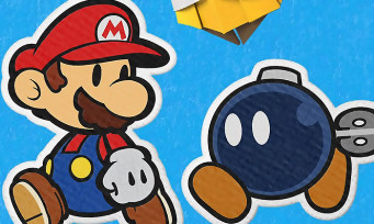 Paper Mario The Origami King : une nouvelle vidéo qui fait voyager, le jeu sort aujourd'hui