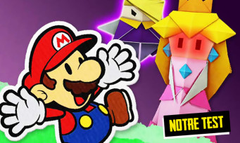 Test Paper Mario The Origami King : moins RPG, plus accessible, une réussite ?