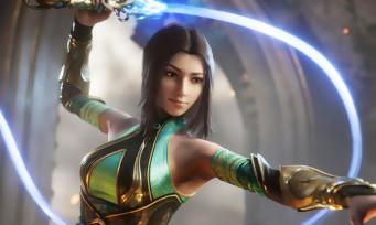 Paragon : Yin, une demoiselle avec un fouet et des sorts de magie, se dévoile en vidéo