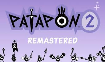 Patapon 2 Remastered : le jeu est enfin officialisé sur PS4, voici le 1er trailer