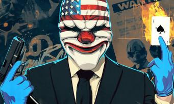 Payday 2 Crimewave Edition : astuces, cheat codes et Trophées du jeu