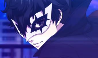 Persona 5 Strikers : la superbe cinématique d'introduction dévoilée