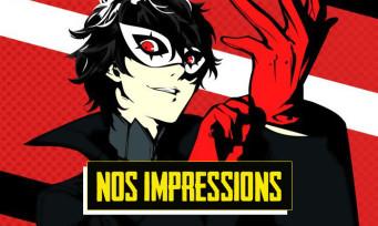 Persona 5 Strikers: plus action, moins RPG, une suite pour le grand public ? Nos impressions