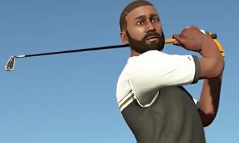 PGA Tour 2K21 : un trailer qui nous présente les commentateurs du jeu